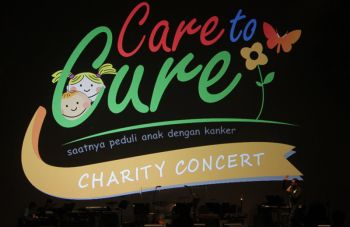 care2cure charity concert